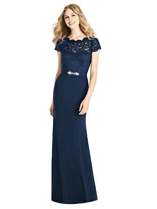 1940s Evening, Prom, Party, Formal, Ball Gowns Special Order Jenny Packham Bridesmaid Style JP1001 $290.00 AT vintagedancer.com