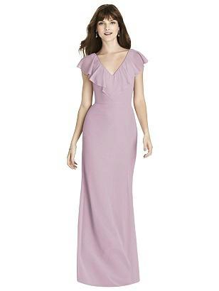 1930s Style Wedding Dresses | Art Deco Wedding Dress Special Order After Six Bridesmaid Dress 6779 $227.00 AT vintagedancer.com