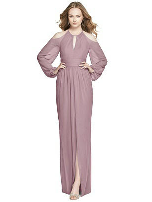 1960s Evening Dresses, Bridesmaids, Mothers Gowns Special Order Dessy Collection Style 3018 $263.00 AT vintagedancer.com