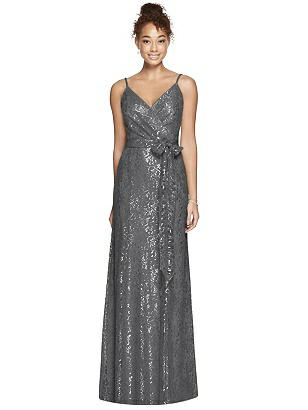 1920s Evening Dresses & Formal Gowns Bridesmaid Dress 6787 Special Order After Six $271.00 AT vintagedancer.com