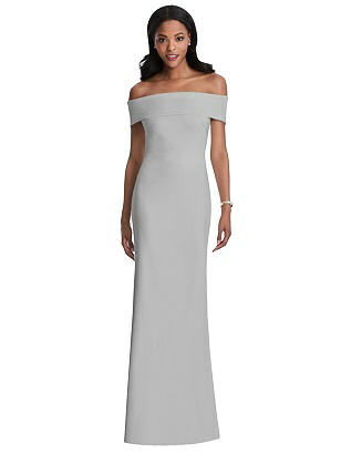 1960s Evening Dresses, Bridesmaids, Mothers Gowns Special Order After Six Bridesmaid Dress 6800 $221.00 AT vintagedancer.com