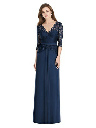 1940s Dresses | 40s Dress, Swing Dress Special Order Jenny Packham Bridesmaid Dress JP1011 $289.00 AT vintagedancer.com