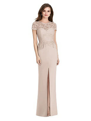 1940s Evening, Prom, Party, Formal, Ball Gowns Special Order Jenny Packham Bridesmaid Style JP1012 $289.00 AT vintagedancer.com