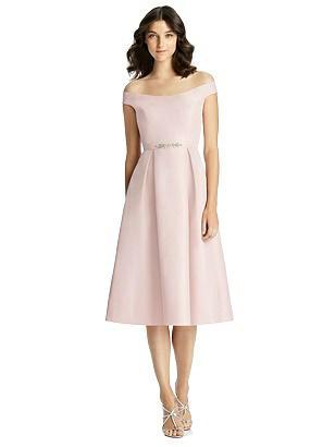 60s Dresses | 1960s Dresses Mod, Mini, Hippie Special Order Jenny Packham Bridesmaid Dress JP1018 $248.00 AT vintagedancer.com